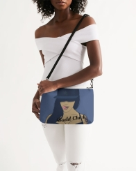 Badd Girl Clutch to Purse Bag